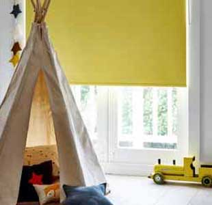 Blinds for childrens rooms